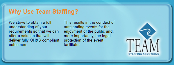 Team Staffing Solutions